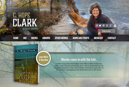 C  Hope Clark: News and Events